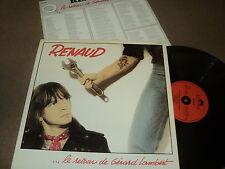 """@ RENAUD 33 TOURS LP 12"""" FRANCE LE RETOUR DE GERARD LAMBERT"""