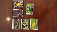 Panini EM 2012 Sondersticker Neuer 1-6 Update, Fußball, WC,