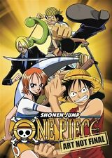 One Piece (Uncut) Treasure Chest Collection 5 - Luffy NEW R4 DVD