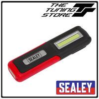 Sealey LED317 Rechargable Inspection Torch Lamp 3W COB + 3W LED BNIB