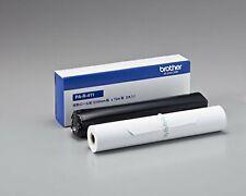 brother PocketJet for A4 width thermal roll paper 15m winding 2 bottles PAR411