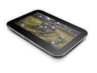 Lenovo IdeaPad Tablet PC K1 32GB, Wi-Fi, 10.1in - Black & Gray