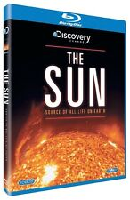 The Sun ( Discovery Channel )   New blu-ray