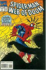 SPIDERMAN: Web of Doom # 1 (of 3) (USA, 1994)