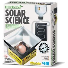 Solar Science - Green Science Recycle Renewable Energy thermal Water Christmas