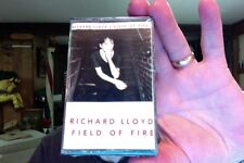 Richard Lloyd- Field of Fire- new/sealed cassette tape