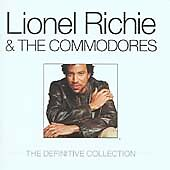 Lionel Richie & The Commodores-Definitive Collection DOUBLE CD