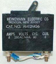 Heinemann Am12mg6 5amp Circuit Breaker