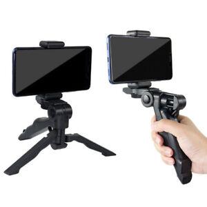 Foldable 360° Tripod Desktop Stand Desk Holder Stabilizer for GoPro Cell Phone