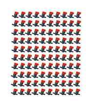 """(100) FUEL SHUTOFF CUTOFF VALVES 1/4"""" In-Line for John Deere AM107340 AM36141"""