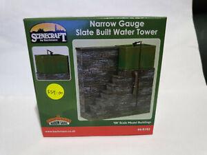 Bachmann 009 Narrow Gauge 44-0102 Narrow Gauge Slate Built Water Tower