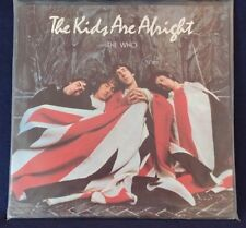 """The Who, """"The Kids Are Alright"""" Double LP on Vinyl with Booklet"""