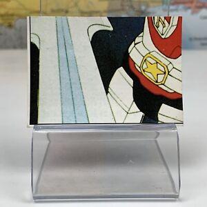 SHIPS SAME DAY Voltron #178 Mini Picture Card Sticker Figurine Panini 1984 Rare