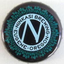 NINKASI BREWING Beer CROWN, Bottle CAP, Ninkasi Brewing, Eugene, OREGON, NICE