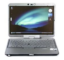 HP COMPAQ TABLET 2710P CORE2DUO U7600 2x 1200MHZ 4GB 100GB COMBO WIFI WIN10