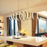LED Pendant Acrylic Modern Ceiling Light Lamp Bedroom Hallway Fixture