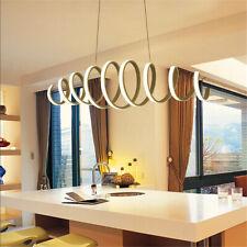 LED Pendant Acrylic Modern Ceiling Light Lamp Bedroom Hallway Fixture Decoration