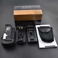MB-D12 Battery Pack Grip For Nikon D800 D800E D810E D810 EN- EL15& AA