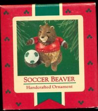 Hallmark 1985 Soccer Beaver
