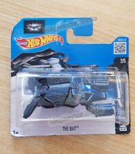 HOT WHEELS: BATMAN, THE BAT DHX77 SHORT CARD - FAST WITH FREE P&P