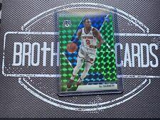 Rj Barrett 2019-20 Mosaic Green Rookie New York Knicks