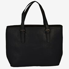 Laptop Computer Bag Tote Handbag for Laptop Computer up to 11 Inch (Black)
