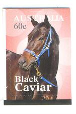 Australia-Racehorse-Black Cavier mnh single ((3988)self-adhesive