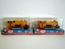 Thomas  the Tank engine TRACKMASTER--- Bill & Ben  ---- new in box