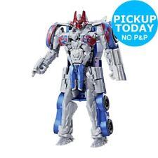 Boxing Optimus Prime Transformers & Robot Action Figures