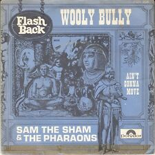 "45 T SP SAM THE SHAM & THE PHARONS  ""WOOLY BULLY"""