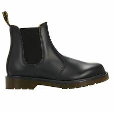 Dr. Martens Elasticated 100% Leather Upper Shoes for Women