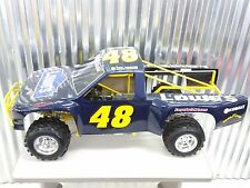 QRS 1/4 SCALE STADIUM TRUCK , Quickchange Rear End, Gas Motor - RARE TRUCK