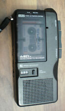 deIREY Micro Cassette Recorder 2 SPEED RECORDER
