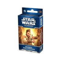 STAR WARS LCG HEROES AND LEGENDS Expansion NEW FACTORY SEALED Living Card Game