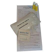2 x GP Professional PSA Prostate Cancer Disorder Blood Test Screening Kit