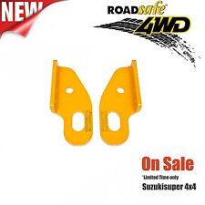 4WD RATED RECOVERY POINTS TOW POINTS 4X4 Toyota Landcruiser 80/100/105 Series