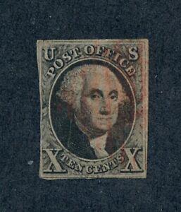 drbobstamps US Scott #2 Used Sound Stamp