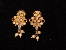 Unbranded Gold Coloured Costume Earrings