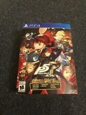 Persona 5 Royal: Phantom ladrones Edition (PlayStation 4, 2020)