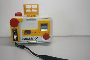 Vintage Ikelite Aquashot Housing for 35mm Disposable Cameras Diving Scuba #5335
