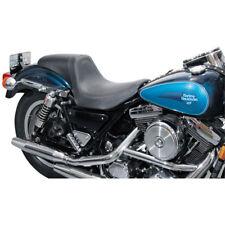 Mustang Fastback Seat for Harley FXR Models - Black 75445