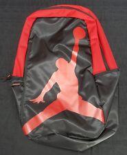 2250d175c8dd NIKE JORDAN Backpack Daybreaker ISO BackPack (Black Gym Red) 9A1911-KR5 NWT