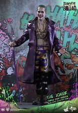 HOT TOYS Suicide Squad Joker (Purple Coat Version) 1/6 FIGURE