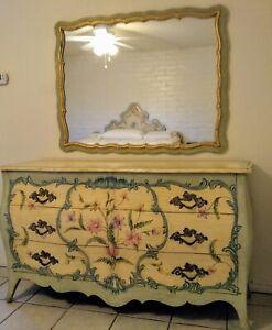 Vintage JOHN-WIDDICOMB COMPANY - Bedroom Set