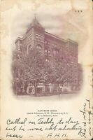 Washington, DC - Bancroft Hotel - 1907