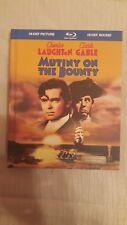 Mutiny on the Bounty [DigiBook] (2011, Blu-ray)