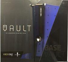 Calibur11 Licensed Vault for XBox360 Base Case Model Urban Blue - Brand New