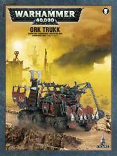 Ork Pikk-Up Warhammer 40.000 Orcs Transportation Games Workshop Trukk 50-09 Pick