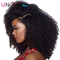 Afro Kinky Curly Wig 13x6 Pre Plucked Lace Wigs 150% Density Peruvian Human Hair