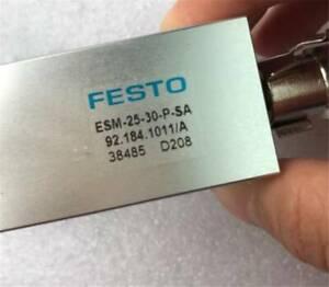 ONE FOR Festo Heidelberg press Solenoid Valve 92.184.1011/A ESM-25-30-P-SA NEW